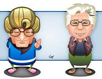 Vector Grannies