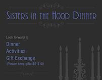 Dinner Event Poster