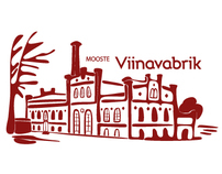 "Logotype for Guesthouse, Vodka Brewery ""Viinavabrik"""