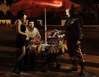 Una Bogotá de Noche