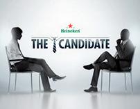 """Heineken """"The Candidate"""""""