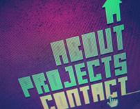 Mathieu Mence developer - Website Redesign