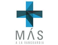 MÁS / Co-branding.