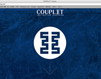 COUPLET - Web design & development