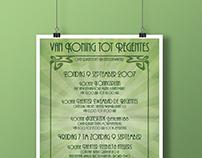 Poster - Van Koning tot Regentes