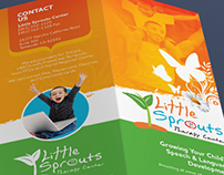 Little Sprouts Therapy Brochure