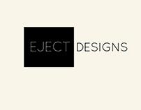 Eject Designs - Logo + Website Illustration