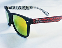 Custom sunglasses design