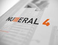 Numeral 4 // Branding