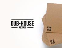 Dub-House Records promo CD