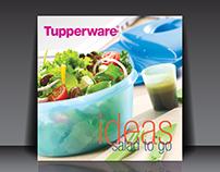 Guía de Ensaladas para Tupperware