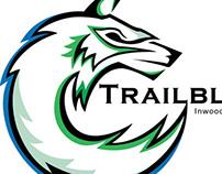 Trailblazers Athletic Logo
