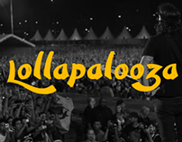 Pôster Lollapalooza