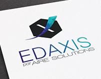 Edaxis — Logo Design