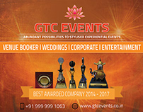 GTC Events Banner