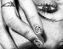 Julieta - Grafito