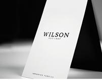 Wilson / Rebrand