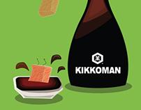 Super Kawaii Kikkoman