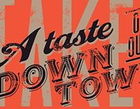 Take a Taste of Our Downtown