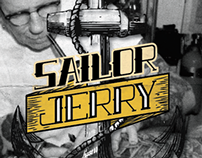 SAILOR JERRY / Typography