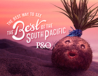 P&O The Best of the South Pacific