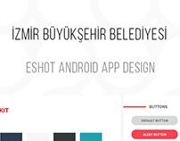 Eshot Android App Design