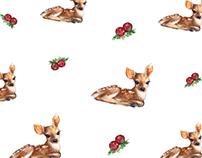 deux lapins - fawn
