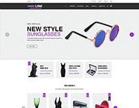 E-Commerce Website UI/UX Design