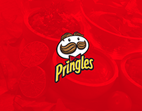 Pringles brand site renewal concept