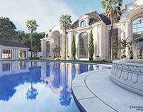 Luxury House in Riyadh