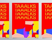 TAAALKS: Branding, Animation, Web
