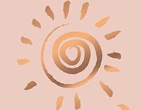 Logo e Identidade Mídias Sociais - Maya Bay