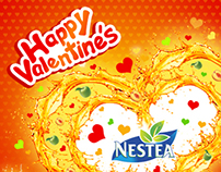 "Nestea ""Facebook designs"""
