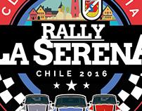 Logo para evento en la Serena Chile, Adhesivo
