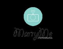 MarryMe Fotografia - Logo e Website
