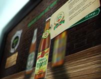 Beer importer website