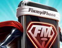 Fix My iPhone branding