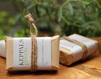 Organic Herb Soap