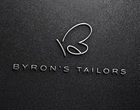 Byron´s Tailors - Logo & Brand Design