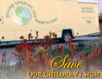 Save Our Children's Sight invite