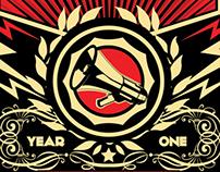 Δίκτυο Αφύπνισης Πολιτών - One Year Poster