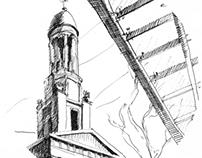 Sketchbook #1, London