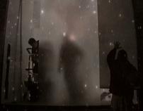 Calvin Klein Collection video installation