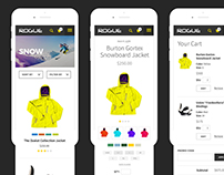 Rogue - Mobile eCommerce