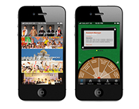 Mobile Career Search App Casino Theme