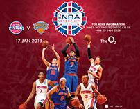 NBA London Live 2013