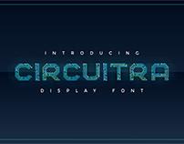 Circuitra Color Font
