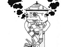 Dieselpunk Towers