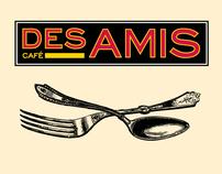Identity - Café des Amis