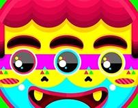 3 olhos